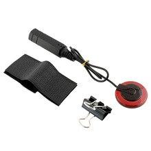 Black Classical Piezo Contact Microphone MIC Pickup For Violin Banjo Ukulele Guitar Parts Musical Instrument