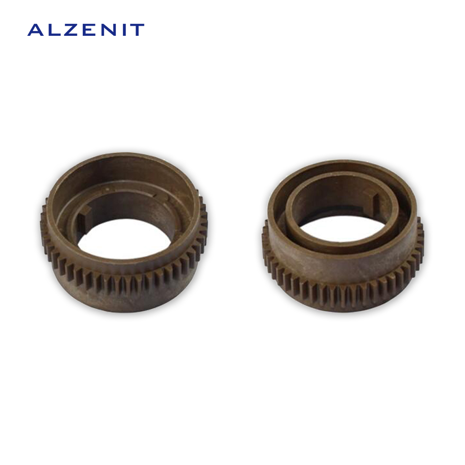 10Pcs/Lot ALZENIT For Sharp AR M 550 620 700 555 625 705 OEM New Upper Roller Gear Printer Parts On Sale zipower pm 4281