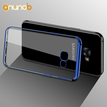 Silicone Plating Case For Samsung Galaxy A5 2017 Cases A6 A7 A8 Plus J6 J8 J7 2017 J5 2016 J4 2018 J3 J2 Prime J2 Core Covers стоимость