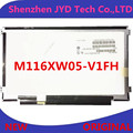 "Brand New original laptop screen M116XW05-V1FH M116XW05 LCD Screen 11.6"" Slim led display"