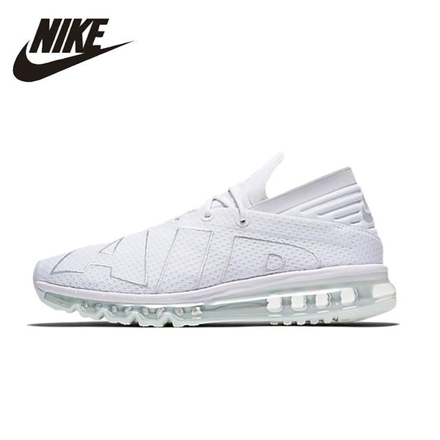 Nike Air Max чутье оригинальный Для мужчин S Кроссовки дышащие стабильность Поддержка спортивные Спортивная обувь для Мужская обувь #942236-100