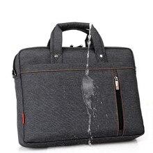 حاسوب مضاد للماء محمول حقائب دفتر جراب كمبيوتر لوحي رسول حقيبة كتف للرجال/نساء 13 14 15 17 بوصة