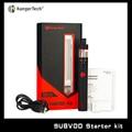 Sigaretta elettronica vape e-cigs kit 100% a estrenar genuino Kangertech Kang Starter Kit 1 pc/lot Subvod en venta