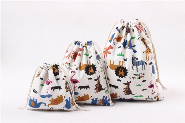 Animal Designed Shopping Bag