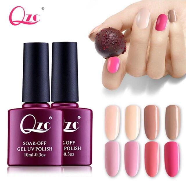 Aliexpress.com : Buy Nude Gel Nail Polish UV Pink High