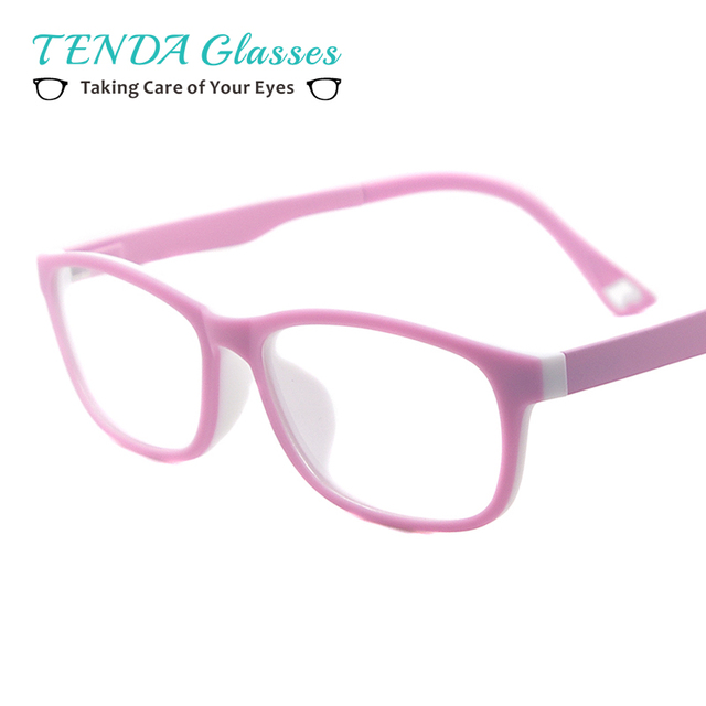 Menino Menina Óculos Ultem Armação Dos Óculos Crianças Óculos de Prescrição  Leve Flexível 4bda51bf6b