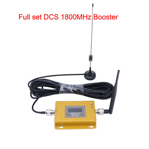 Image 1 - DCS 1800MHZ GSM 1800 2g 4g LTE Cell Phone Signal Repeater Booster Mobile Phone Signal Amplifier with Indoor Outdoor Antenna