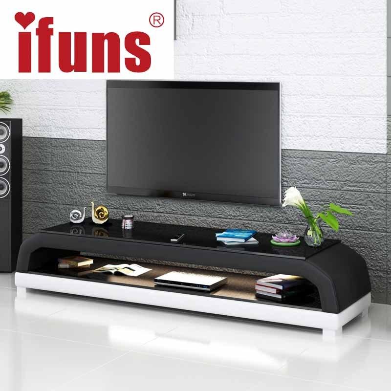 comprar modernas mesas de tv soporte para tv de cristal moderno muebles tv de glass tv stand fiable proveedores en ifuns furniture coltd