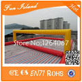 Free Shipping Customzied Inflatable Volleyball Court,Funny Inflatable Beach Volleyball Court,Cool inflatable volleyball