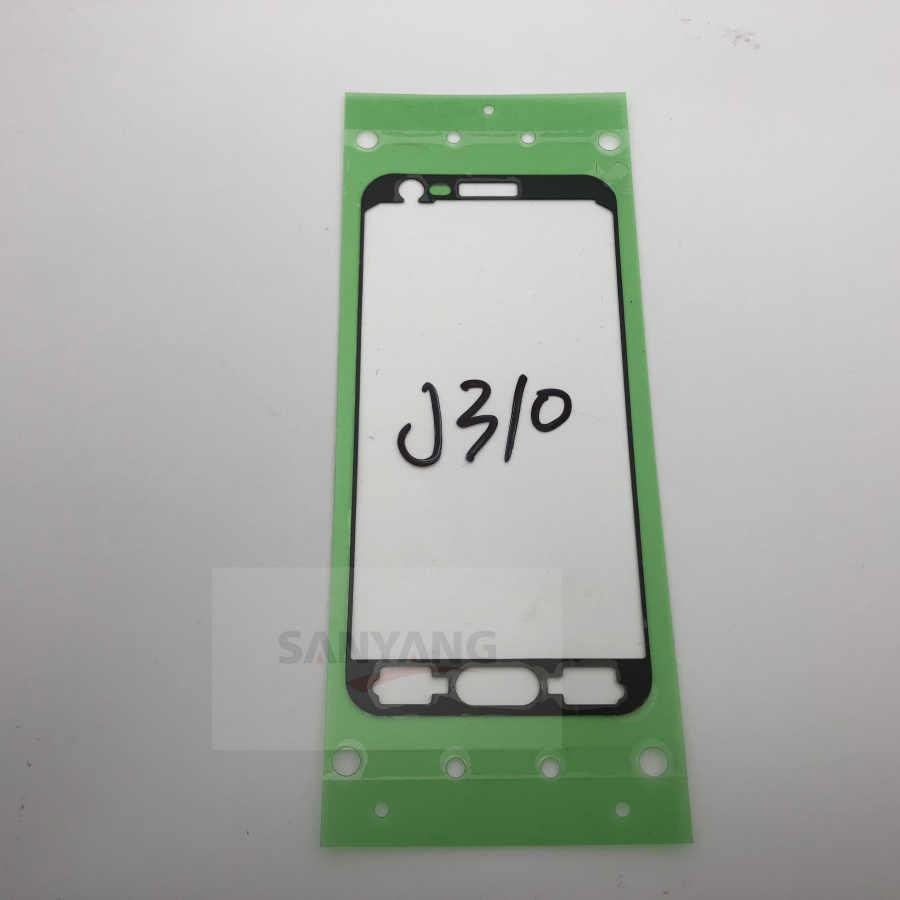 サムスンギャラクシー j3 J5 J7 2016 J310 J510 J710 液晶画面フレーム粘着ステッカーベゼルのりテープ J310F J510F j710F