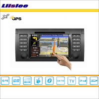 Liislee Car Android Multimedia For BMW M5 5 E39 1995~2004 Radio CD DVD Player GPS Navi Navigation Audio Video Stereo S160 System