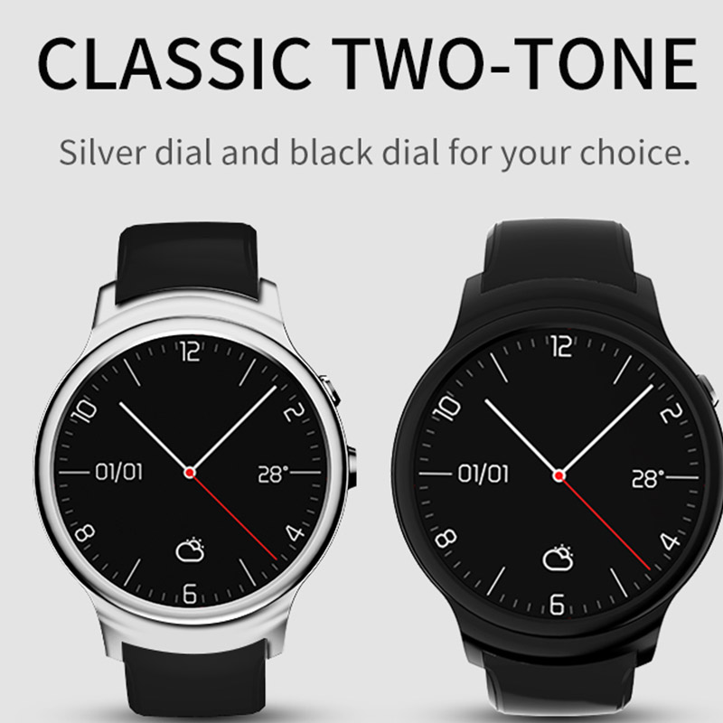 2018 Classical GPS Smartwatch 1GB+16GB WIFI GSM Android 5.1 Smart watch heart rate monitoring Bluetooth call SIM card wristwatch цена