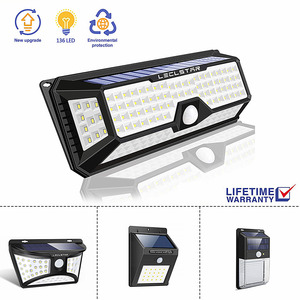 20/36/68/136 Led Solar Light O