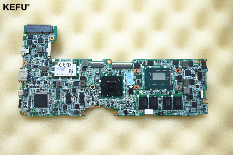 System motherboard fit for ACER Ultrabook P3 171 motherboard HM77 with i5 3339Y 1.50GHz CPU 2GB RAM DAEE3MB1AE0