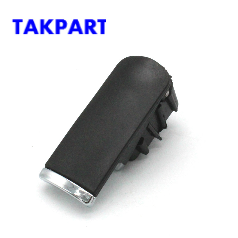 TAKPART Glove Box Lid Handle Open/Lock Puller for <font><b>Audi</b></font> <font><b>A4</b></font> 8E B6 B7 2001-2007 8E1857131 image