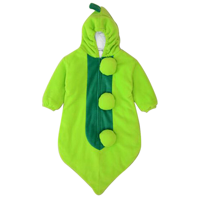 ABWE High quality pea Sleeping Bag Baby Romper for 4 season Bodysuit Prevent Kick Parisarc Clothes