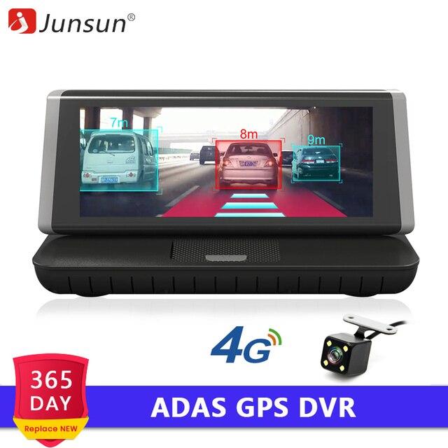 Junsun E35 ADAS Android Car Dah Camera 4G WiFi  FHD 1080P Video Recorder Dual Lens Registrar with GPS Navigator Remote Control