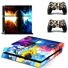 Naruto Skin Stickers Vinyl Decal For Sony Playtation 4