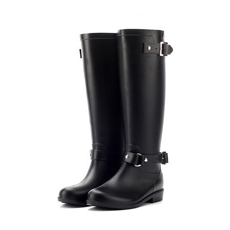 Compare Prices on Rain Boots Black- Online Shopping/Buy Low Price ...