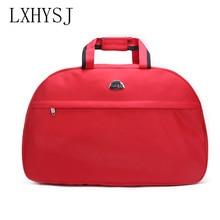 LXHYSJ Fashion travel Bag Organizer large capacity Ms Luggag