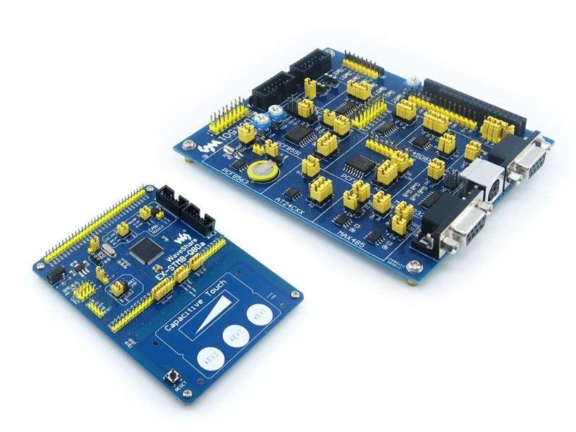 STM8 Board STM8S208MBT6B STM8S208 STM8S Evaluation Development Board + DVK501 Module Kits = EX-STM8-Q80a-208 Premium куплю подшипник 6 208 б1