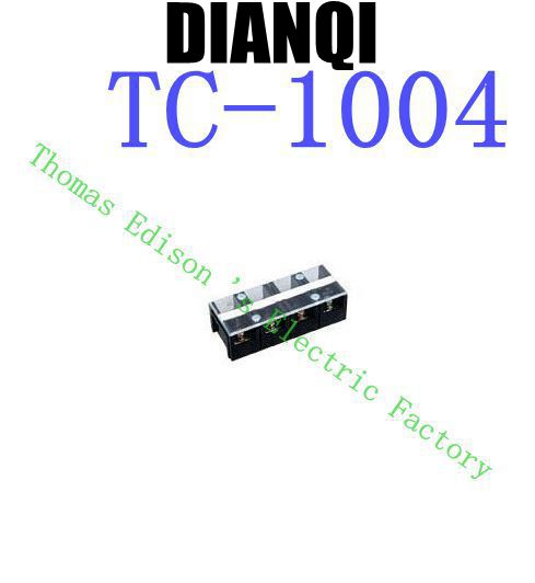 TC-1004 Fixed High Current Terminal Terminal Connector Cable  Wire  Splice 10PCS Pack алмазная пила кратон tc 10