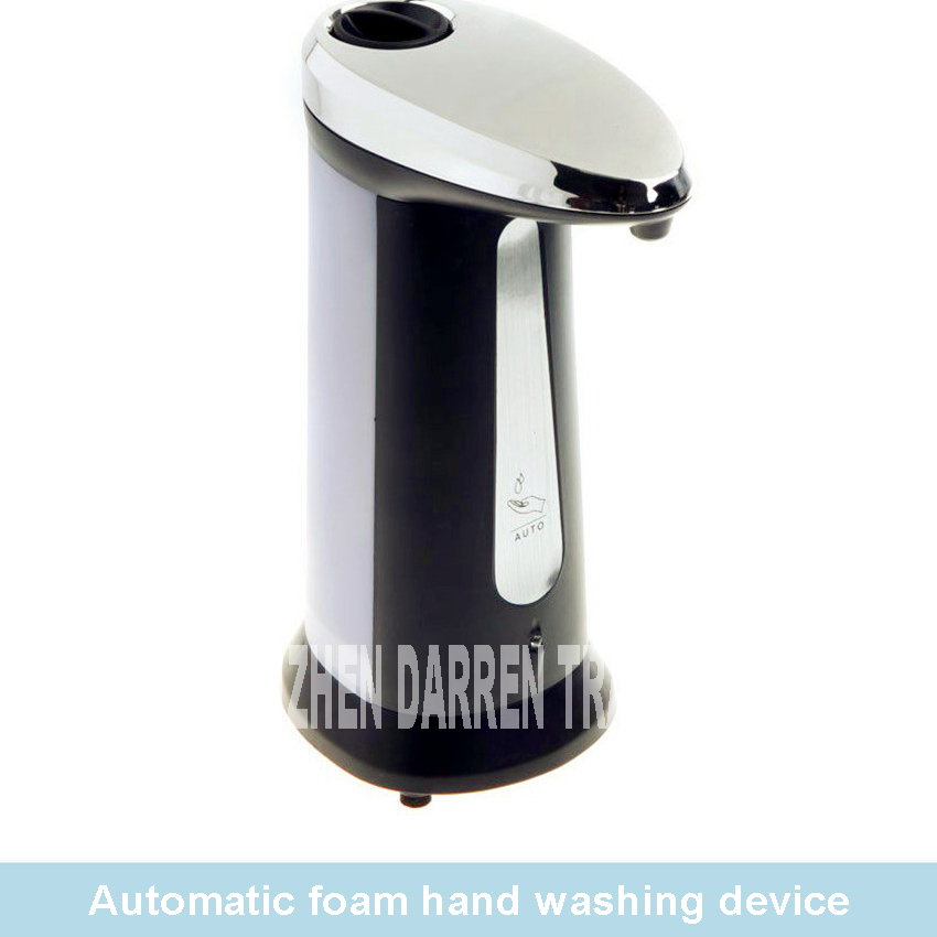 5 pieces ly078 new stainless steel design auto soap dispenser touchless sanitizer dispenser automatic - Automatic Soap Dispenser