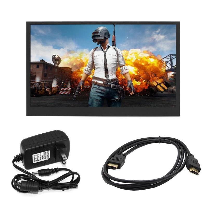 11,6 дюймов ЖК-дисплей Dislpay Multi-Экран 1920x1080 Портативный HDMI монитор для PS3 PS4 XBOXOne машина игры PC ноутбук