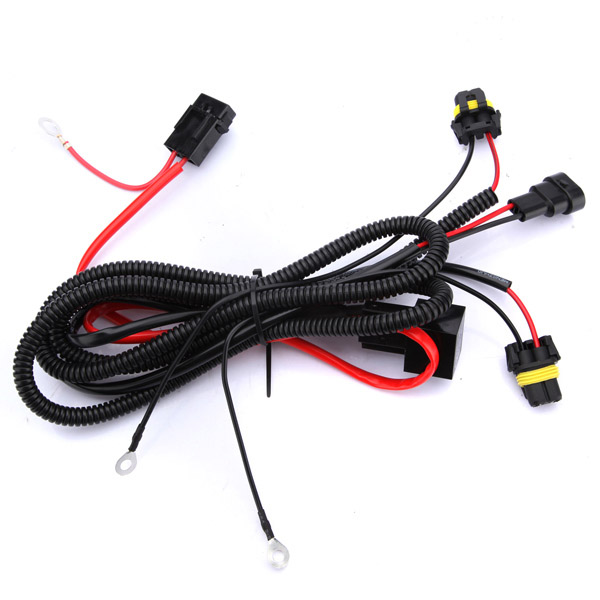 h3 wiring harness hot car xenon for hid conversion light ... on
