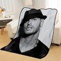 Одеяла на заказ M Pokora одеяла для кроватей мягкие DIY Украшение вашей картины спальное одеяло для путешествий