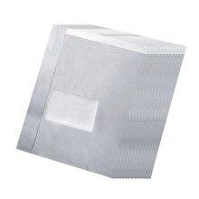 Aluminium Foil Nail Polish Remover Wraps Set