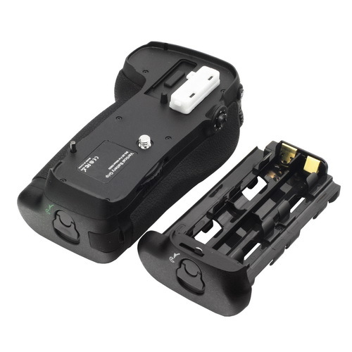 Vertical Multi-Power Battery Grip for Nikon D600 D610 Camera as MB-D14 EN-EL15 Battery Holder new arrival mb d14 mbd14 d14 battery grip suit for nikon camera d600 d610 en el15 battery holder