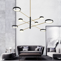 MDWELL Postmodern led Pendant Lights For Living Bed Dining Room hanglamp Shop hanging lamp Nordic Pendant Lamp light fixtures