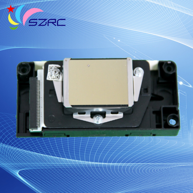 New Original Solvent Print Head F186000 Printhead Compatible For Epson DX5 Oily first locked Printer head new original solvent print head f186010 printhead compatible for epson r2880 oil solvent printer head