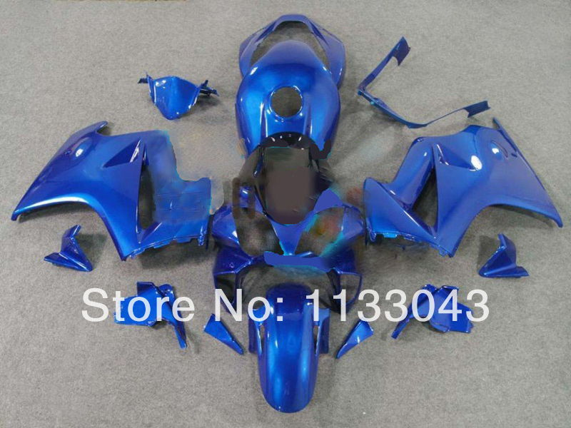 Все Комплект синих обтекателей для HONDA VFR800 VFR800 2002 2003 2004 2005 2006 2007 2008 2009 2010 2011 2012 обтекатели