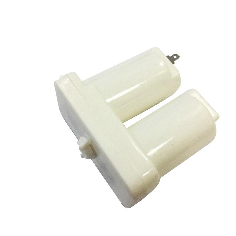 Caixa de bateria universal plástica do aquecedor de água do gás/gás de combustão