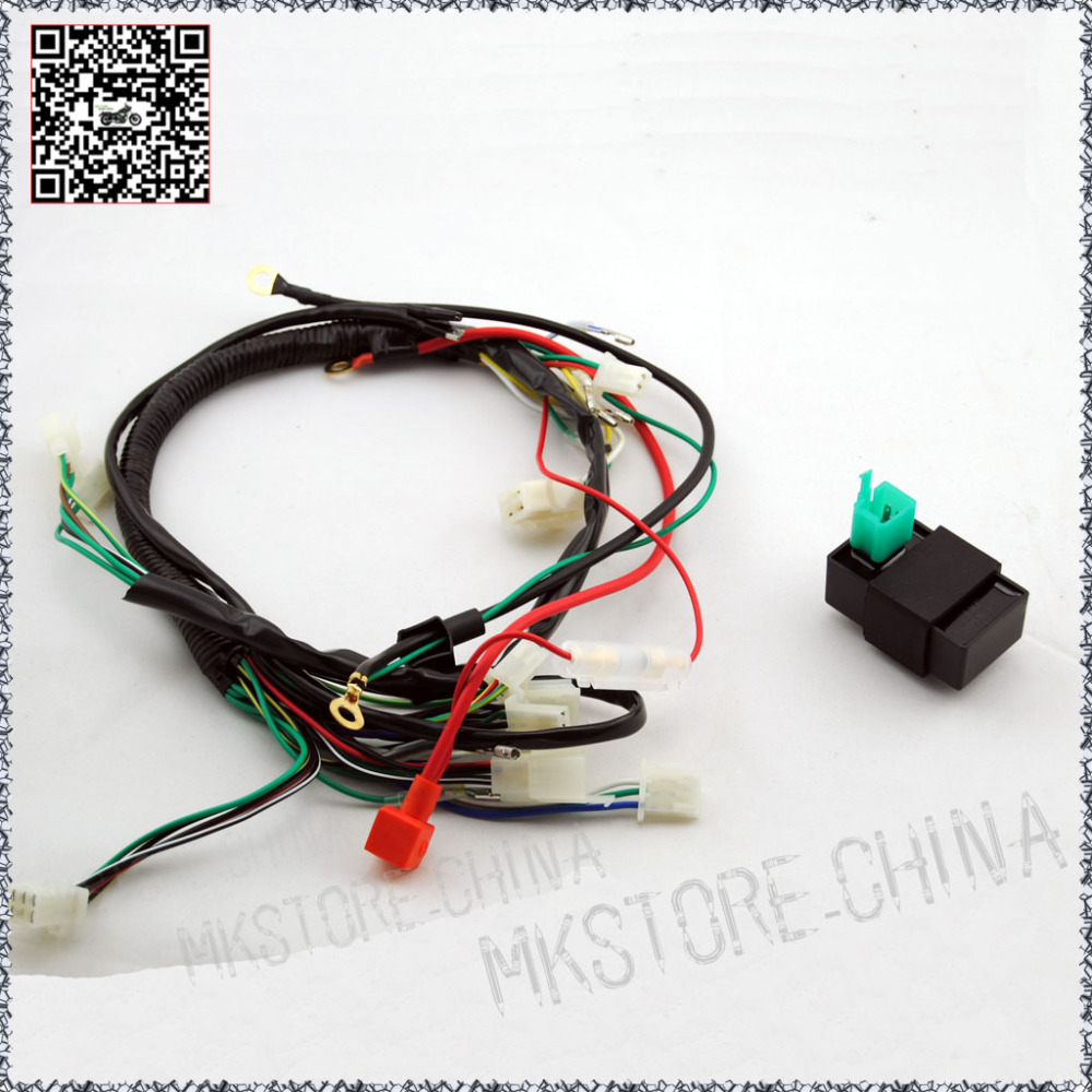 110cc+CDI QUAD ELECTRICS Zongshen Lifan Ducar Razor CDI COIL WIRE HARNESS  Free shipping-in ATV Parts & Accessories from Automobiles & Motorcycles on  ...