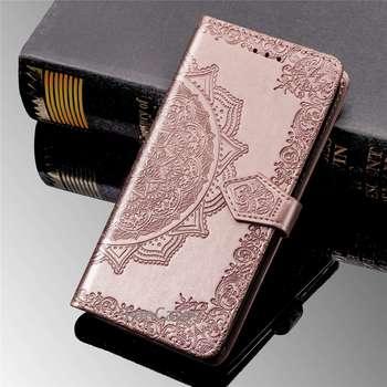 Fundas para Huawei Nova 3, funda de lujo Lisa Vintage de alta...