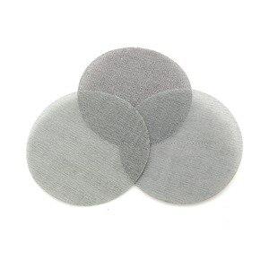 Image 2 - 10 шт., Высококачественная наждачная бумага, 6 дюймов