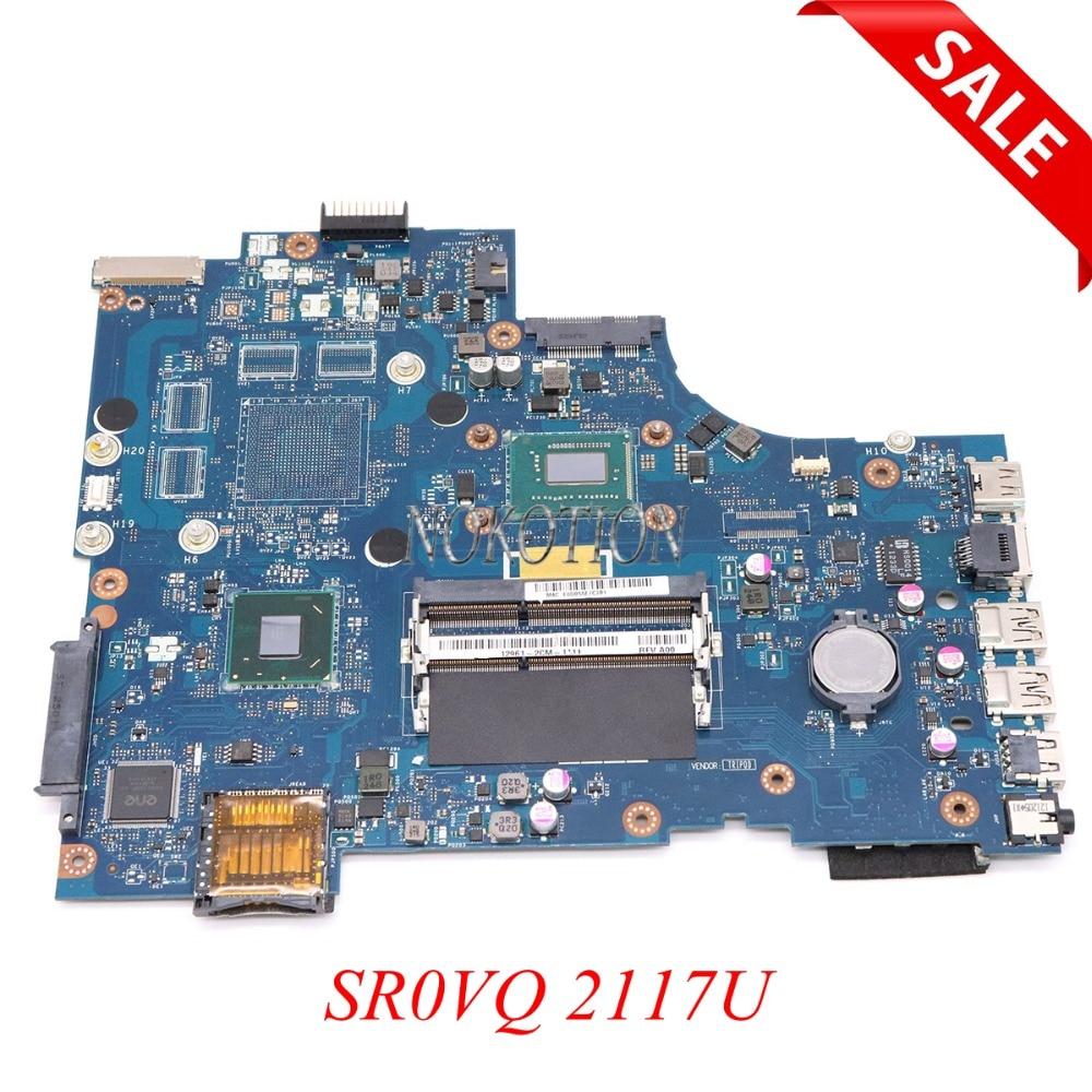 NOKOTION CN-0NJ7D4 0NJ7D4 NJ7D4 For board Inspiron 17 3721 5721 Laptop Motherboard 17.3 VAW11 LA-9102P Pentium 2117U CPU DDR3NOKOTION CN-0NJ7D4 0NJ7D4 NJ7D4 For board Inspiron 17 3721 5721 Laptop Motherboard 17.3 VAW11 LA-9102P Pentium 2117U CPU DDR3