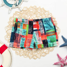 plus size Boys Swimwear Kids Stretch Beach Swimsuit Trunks Shorts clothes Camouflage swimming trunks swimming suit for baby boy(China)