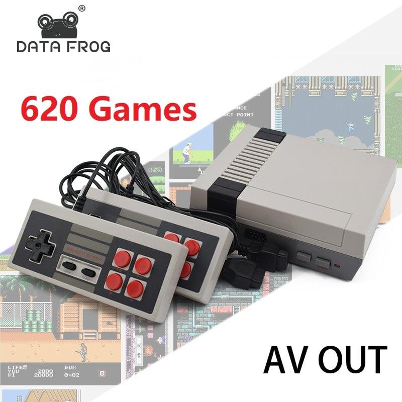 Donn-es-Forg-Mini-TV-Jeu-Console-8-Peu-R-tro-Vid-o-Console-de-Jeu