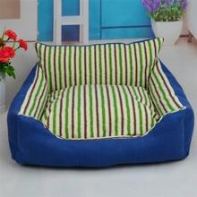 Pet Bed nest Large square pet nest luxury pet sofa kennel8 dog bed classic fashion cushion