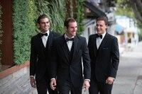 2018 Latest Coat Pant Designs black men suit formal classic suits for wedding business party groomsmen best men tuxedo 3 pieces