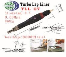 Пневматический ультразвуковой инструмент TLL07 ( макс .. Скорость : 28,000 об./мин. )