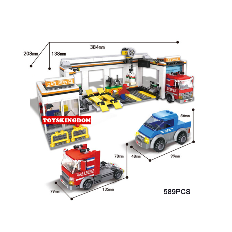 Hot city street view Automobile maintenance plant building block Repair personnel figures trucks Pickup bricks toys for kids hot city series aviation private aircraft lepins building block crew passenger figures airplane cars bricks toys for kids gifts