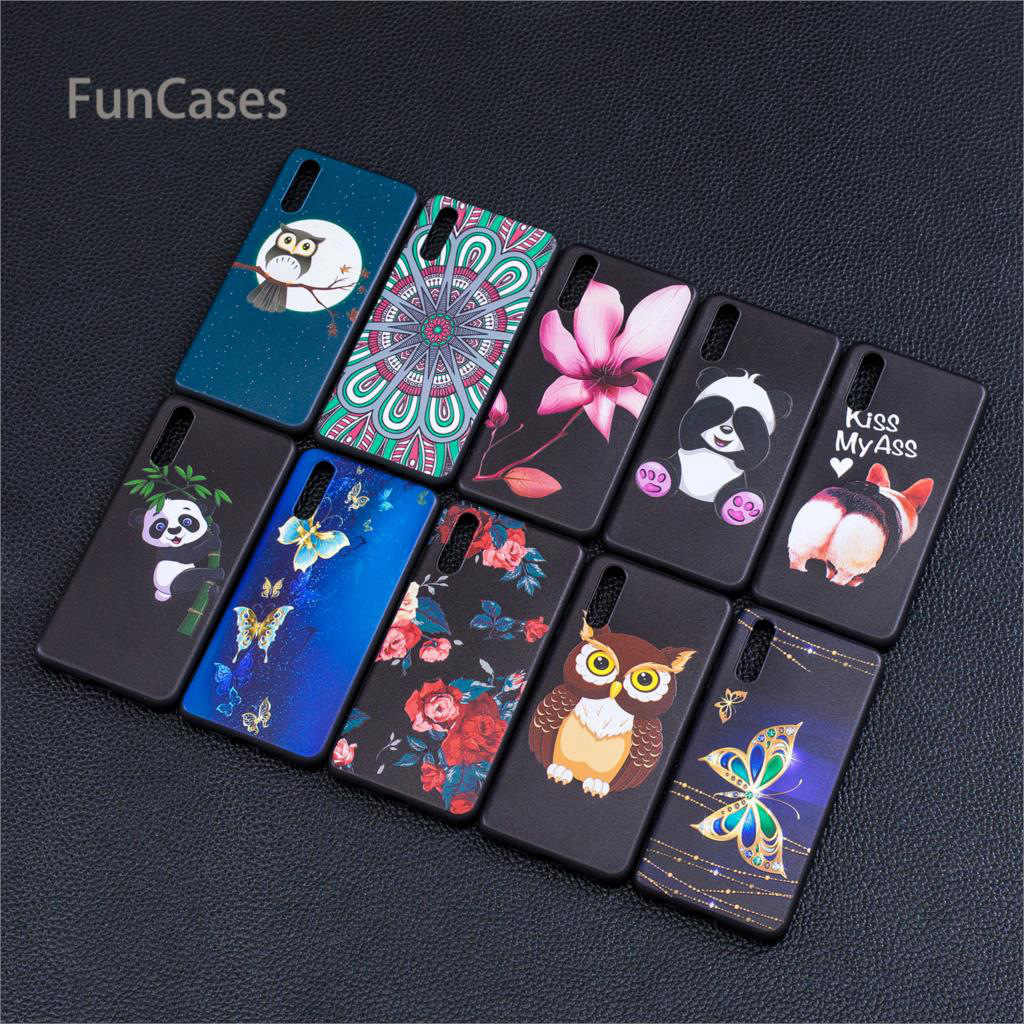 3D Ass Case For Coque Huawei Honor 9 Lite P20 P9 Mini P Smart P10 Y5 2017 ii Ajax 6X 6C 7X Y6 Pro Mate 10 P8 Enjoy 6s Y7 Prime