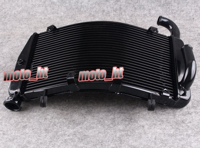 Aluminium Motorcycle Cooling Radiator For DUCATI 2005 2006 749 749S 749R 999 999S 999R Black 05 06