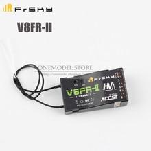 V8FR II FrSky Original, 2,4 GHz, 8 canales, receptor ACCST para cuadricóptero RC, pieza de multicóptero
