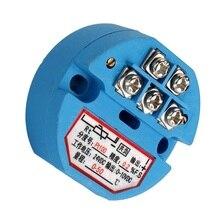 NEW PT100 RTD Temperature Sensors Transmitter 0 to 50 degree Output 0-10V(China (Mainland))